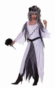 Halloween Costume Women's Monster Bride Deluxe Costume Dress