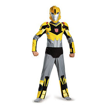Load image into Gallery viewer, Transformers Bumblebee Animated Classic Costume (M)