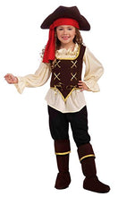 Load image into Gallery viewer, Forum Novelties Buccaneer Girl Costume, Child Small