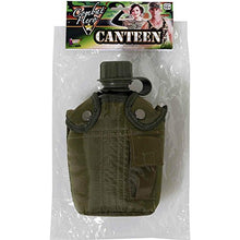 Load image into Gallery viewer, Forum Novelties Combat Hero Canteen (Standard), As Shown, One Size