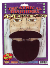 Load image into Gallery viewer, Forum Novelties Theatrical Disguises Beard & Moustache Set