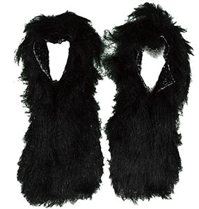 Forum Novelties Men's Hairy Monster Costume Spats