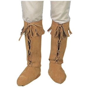 Native American Fringe Boot Tops