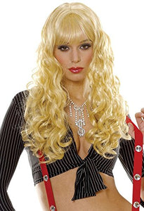 Sexy Eve Wig Great for the Blonde Bombshell Wig Look!