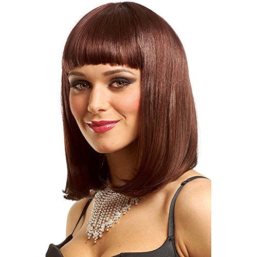 Goddessey Adult Economy Peggy Sue Brown Wig