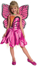 Load image into Gallery viewer, Fairytopia Mariposa and Her Butterfly Fairy Friends Deluxe Mariposa Costume, Medium