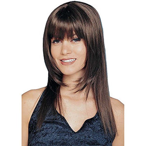 Import Costumes Inc. Brown International Beauty Wig