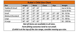 Rubie's Costume Co Sea Captain Costume, Medium (8-10), Multicolor