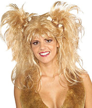 Load image into Gallery viewer, Rubie's Costume Blond Cavewoman Wig