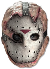 Load image into Gallery viewer, Rubie's Costume Co Jason Adult 3/4 Vinyl Mask Costume, One Size