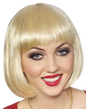 Load image into Gallery viewer, Costume Culture Women's Bob Wig, Blonde, One Size