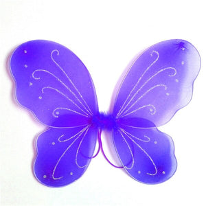 Angel, Fairy, Butterfly wings for  Girls.