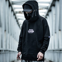 "Load image into Gallery viewer, ""Techwear"" Embroidery Hoodie"