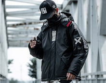 "Load image into Gallery viewer, ""Techwear"" Winter Parka"