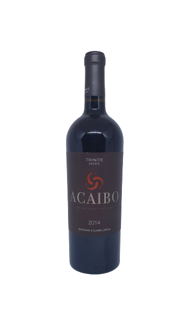 USA, Sonoma County « Acaibo », Trinite Estate 2014