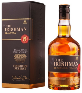 "Whisky, The Irishman ""Founder's Reserve"""