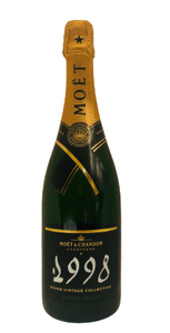 "Champagne Moët & Chandon, ""Grand Vintage Collection"" 1998 ***"