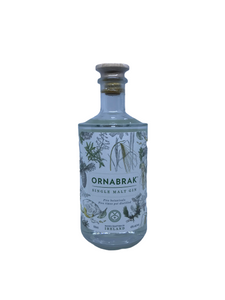Gin, Ornabrak Single Malt Gin