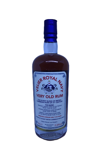 Rhum, Velier Royal Navy LMDW Cellar Book