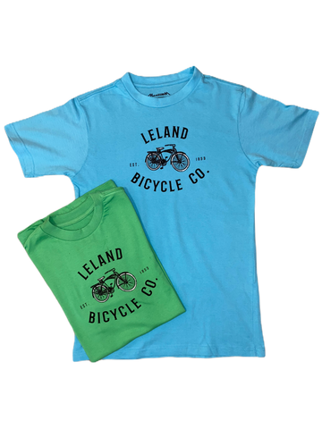 Leland Bicycle CO. T-Shirt