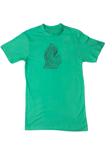 Michigan Tree Rings T-Shirt