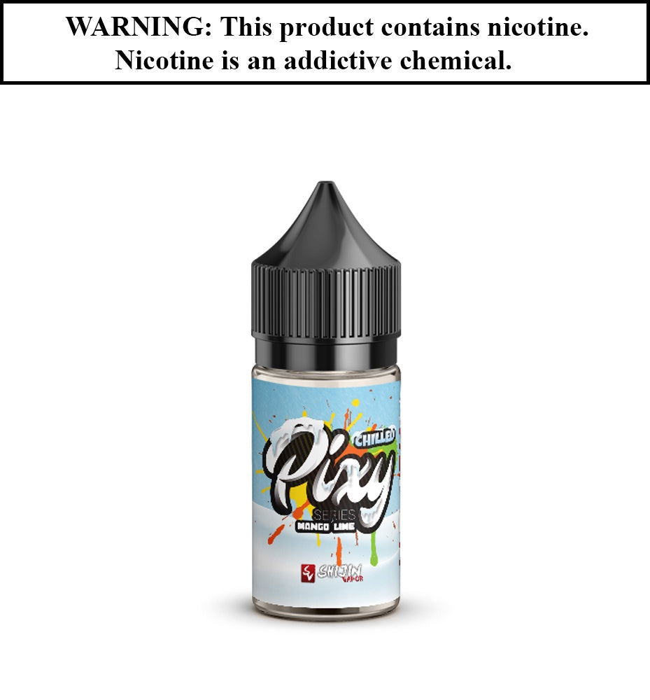 Shijin Vapor - Its Pixy SALT - Mango Lime CHILLED