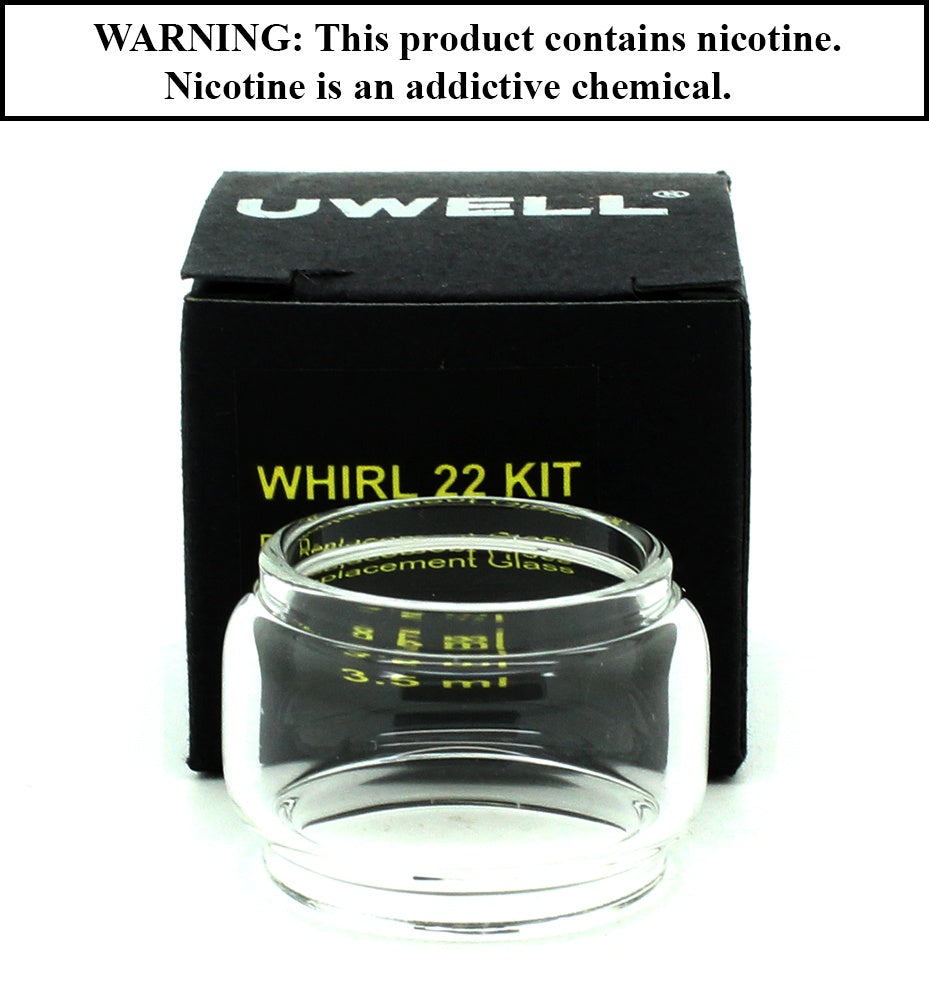 Uwell - Whirl22 Replacement Glass 3.5ml