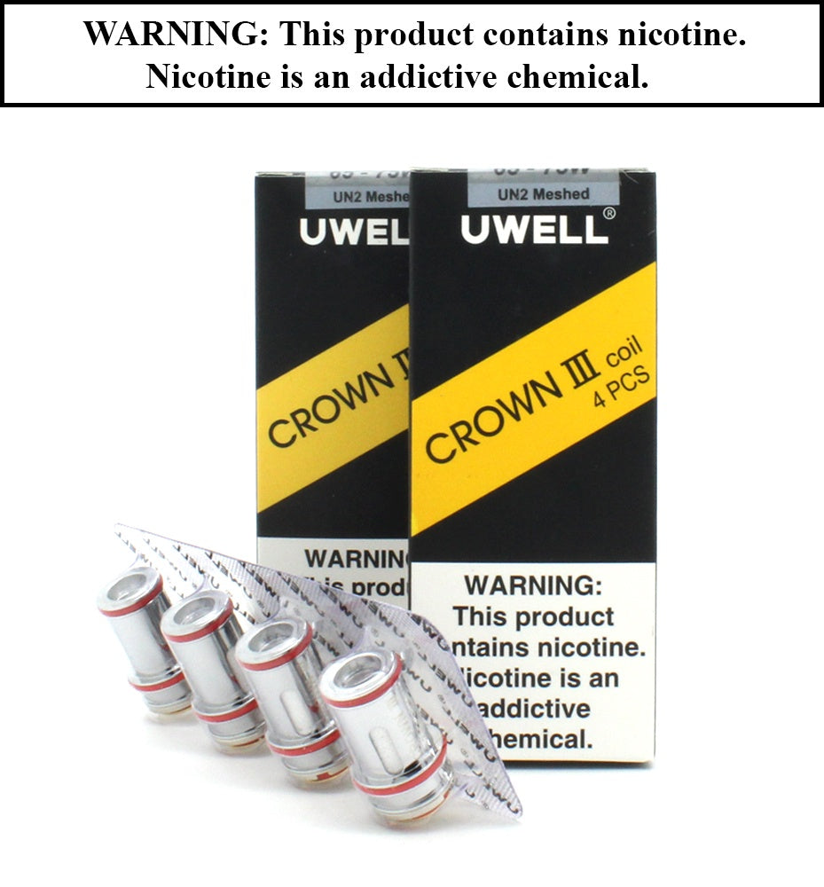 Uwell - Crown 3 Replacement Coil (Sold Invidually)