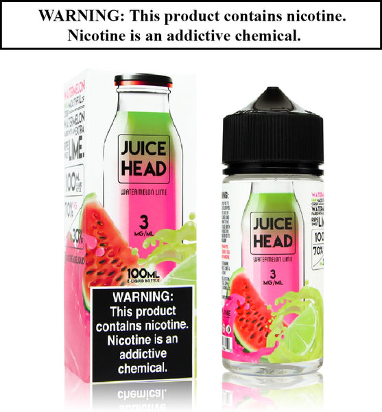 Juice Head - Watermelon Lime