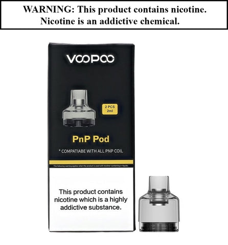 VooPoo - PnP Replacement Pod 4.5mL (Drag S/X) (Sold Individually)