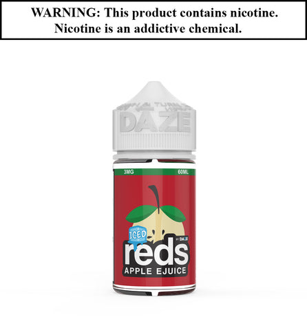 Reds Apple Ejuice - Apple ICED