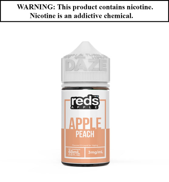 Reds  Apple Ejuice  - Peach