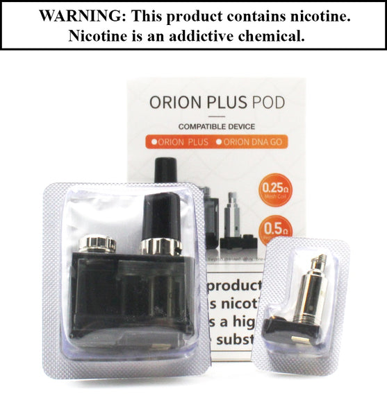 Lost Vape - Orion PLUS Replacement Pod Kit