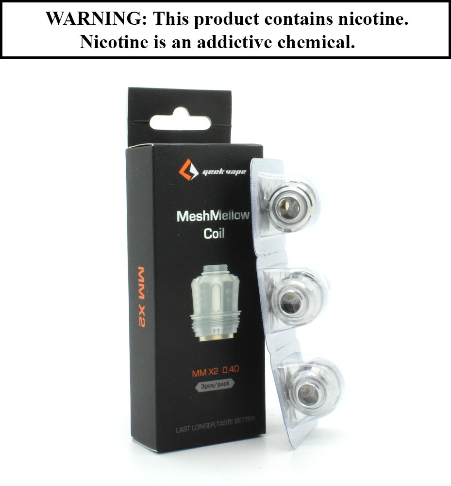 GeekVape - Alpha Tank Replacement Coil (Sold Inividually)