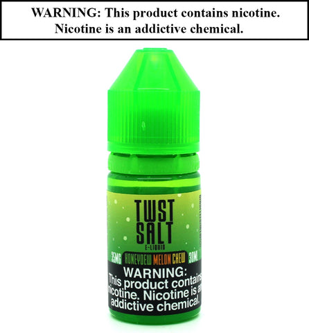 Twist Salt - Honeydew Melon Chew (30ml)