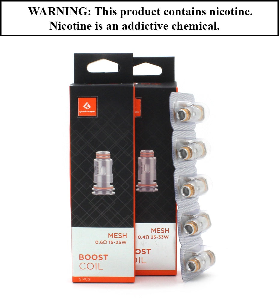 GeekVape - Aegis Boost Replacement Coil (Sold Individually)