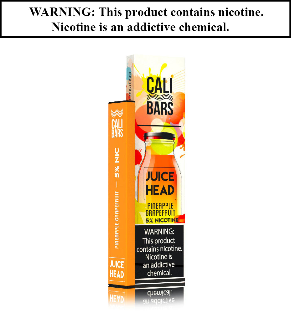 Juice Head by Cali Bar - Disposable Device