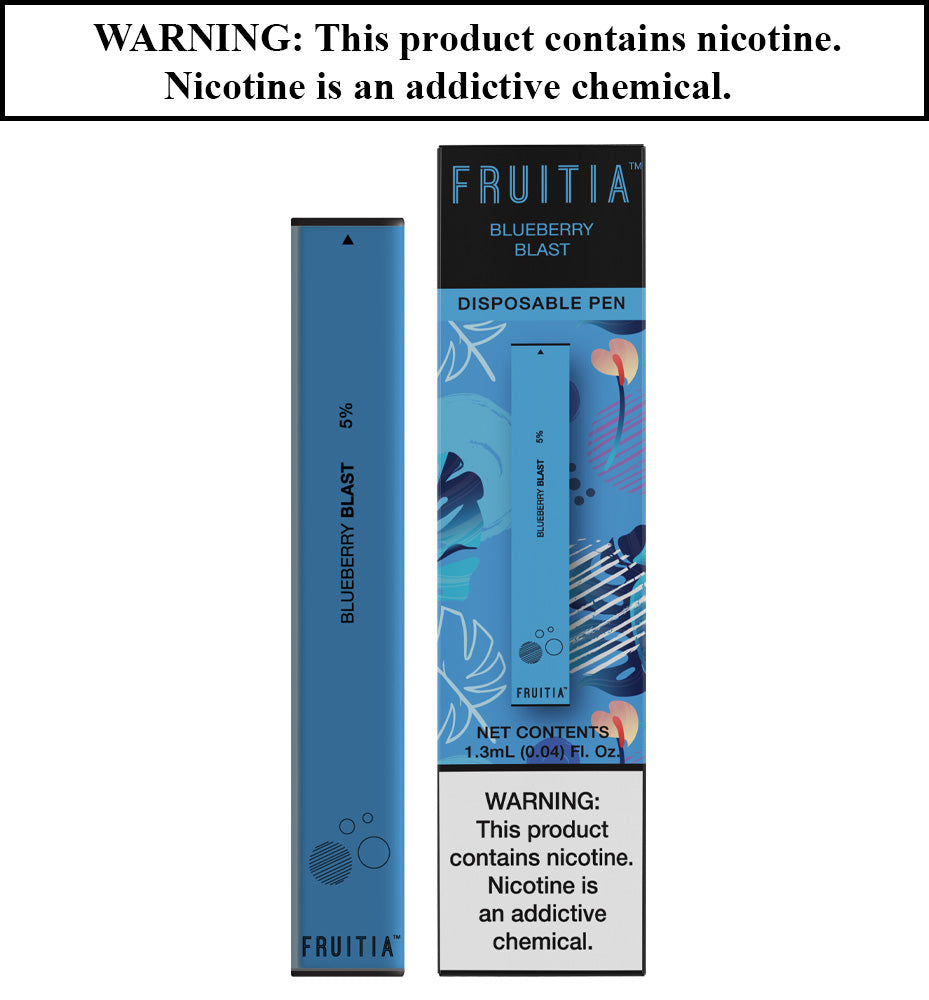 Fruitia - Disposable Device