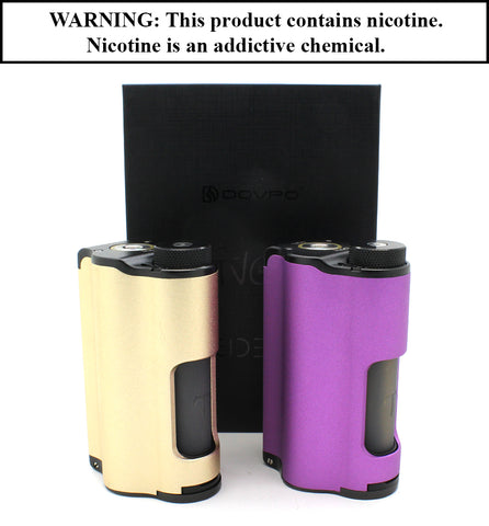 Dovpo - Top Side Dual Squonk Mod