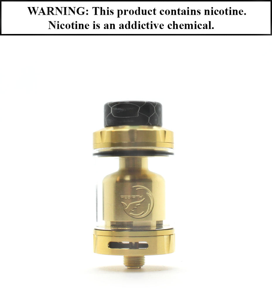 Hellvape X Mike Vapes - Rebirth 25mm RTA