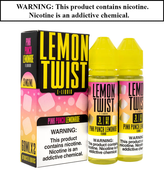 Lemon Twist - Pink Punch Lemonade