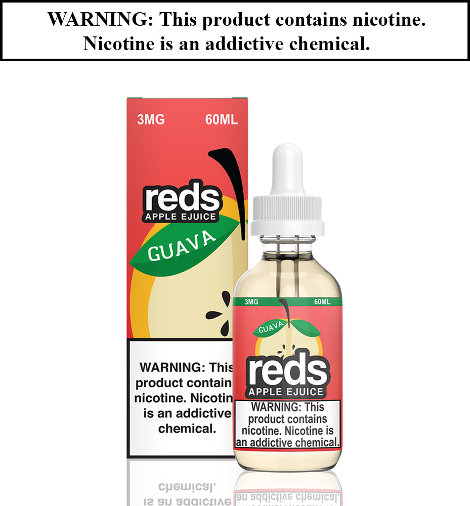 Reds Apple Ejuice - Guava
