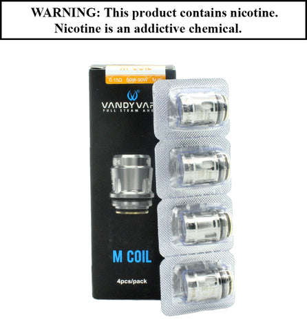 Vandy Vape - Mesh Replacement Coil (Sold Individually)