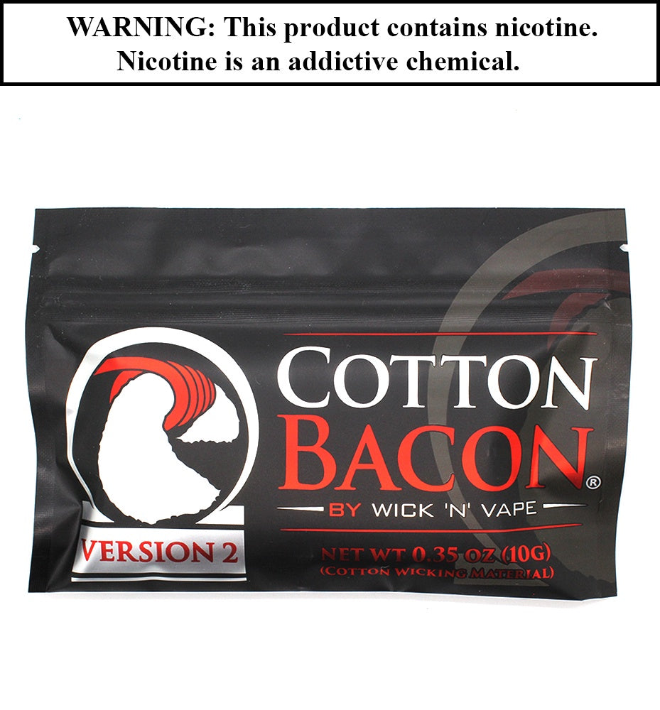 Cotton Bacon - Organic V2