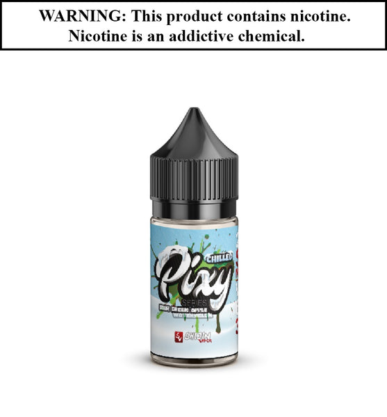 Shijin Vapor - Its Pixy SALT - Sour Green Apple CHILLED