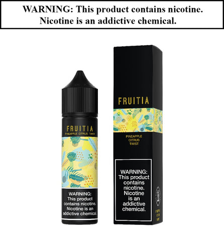 Fruitia - Pineapple Citrus Twist