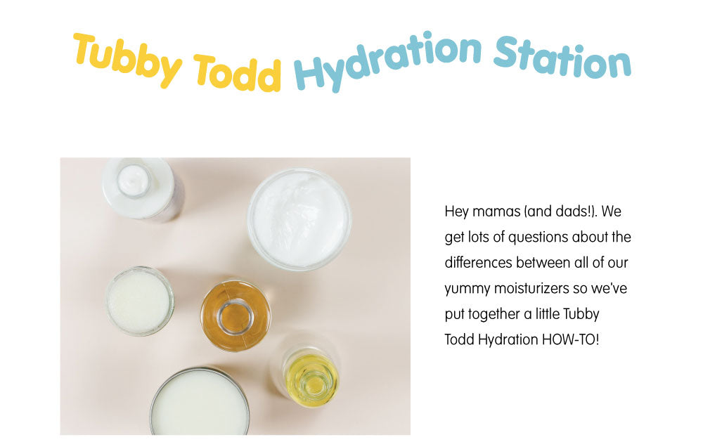 Tubby Todd Hydration Station