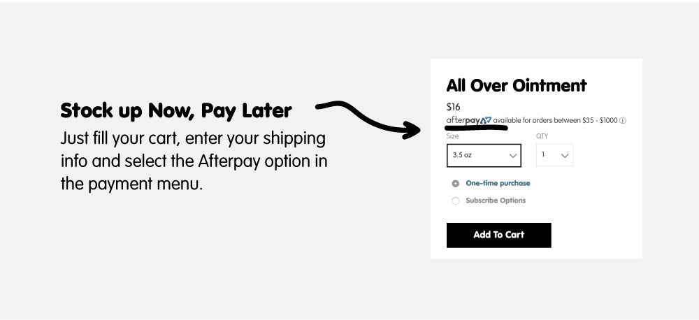 use afterpay