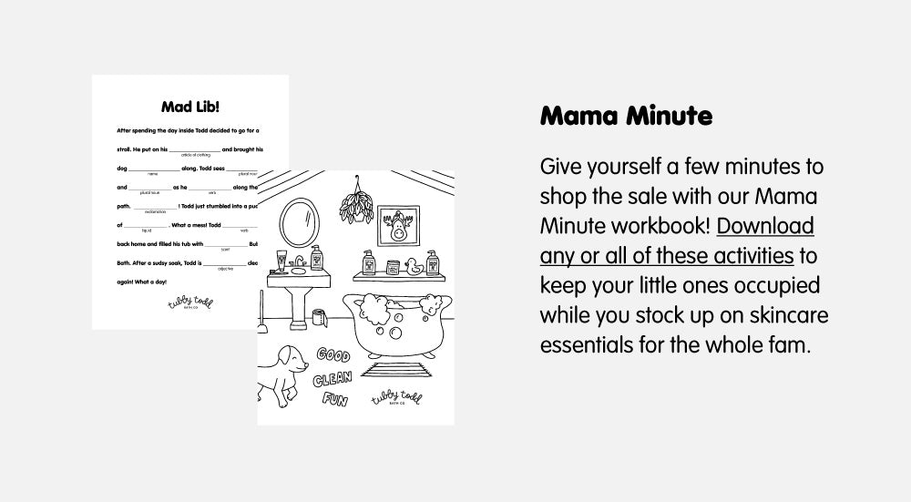 Mama Minutes downloads for kids image