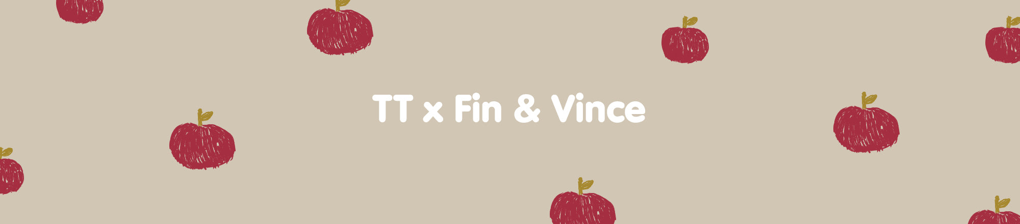 TT x Fin & Vince product page